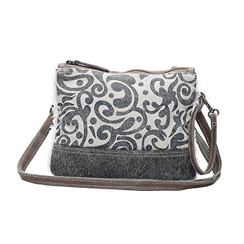 Myra Bag Dual Strap Cowhide...