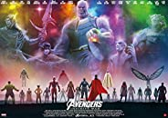 Marvel Comics - Avengers Infinity War - 500 Piece Jigsaw Puzzle