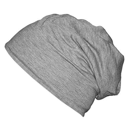 gris claro diseños Beanie en Negro SoulCats gHITw