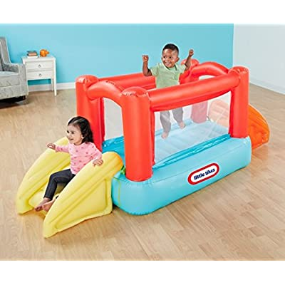 Little Tikes My First Bouncer - Indoor Inflatable: Toys & Games