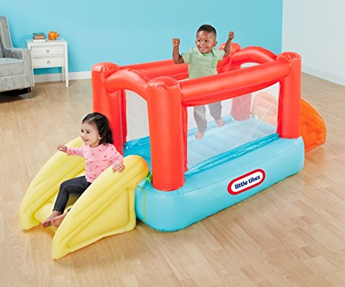 Buy Bargain Little Tikes My First  Bouncer - Indoor Inflatable
