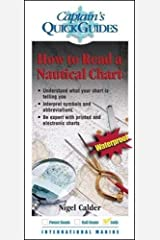 How To Read a Nautical Chart: A Captain's Quick Guide (Captain's Quick Guides) Pamphlet