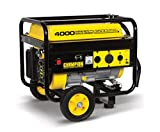 Champion 3500-Watt RV Ready Portable Generator with Wheel Kit
