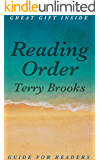 Reading Order: Terry Brooks: Shannara In Order