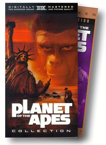 Battle for the Planet of the Apes [USA] [VHS]: Amazon.es ...