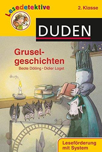 Lesedetektive - Gruselgeschichten, 2. Klasse
