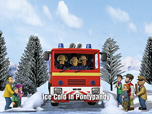 Ice Cold In Pontypandy