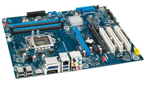 Intel Desktop Board DH87MC Bulk Pack ATX DDR3 1600 LGA 1150 Motherboard BLKDH87MC