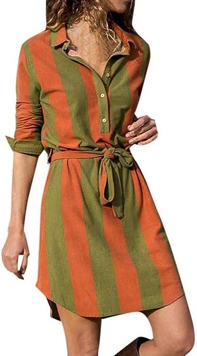 Haut Femme Taille 12 sans manches longueur de hanches Orange Blanc Été//Décontracté Chemisier//Top