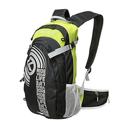 De Kelly Hunter mochila negro/verde - deporte 15L con ...