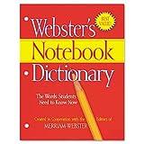 Merriam Webster FSP0573 Notebook