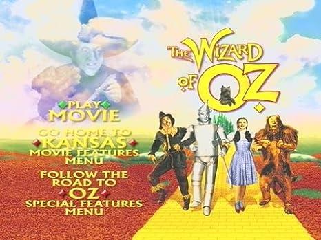 Le Magicien dOz [Reino Unido] [DVD]: Amazon.es: Judy Garland ...