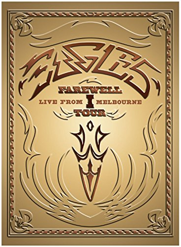 Blu-ray : The Eagles - Farewell Live from Melbourne (Blu-ray)