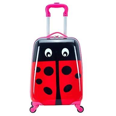 HWYP Maleta para niños de 16 pulgadas, maleta para bebés ...