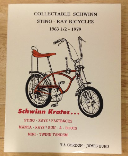 Collectable Schwinn Sting Ray Bicycles 1963 1 2   1979