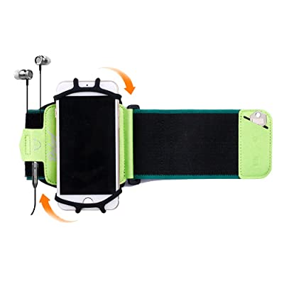 Dularf 360° Rotable Running Armband Cell Phone...