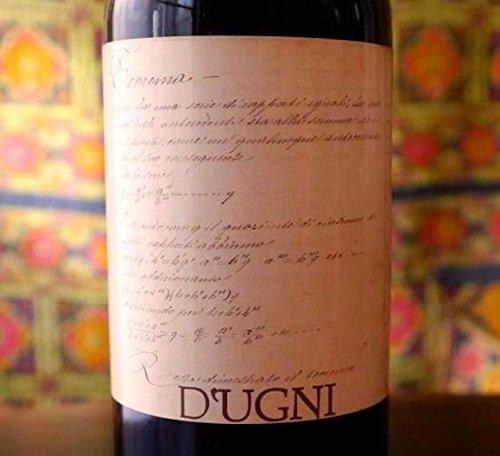 フェウード・ドゥーニ / `ドゥーニ・ロッソ` モンテプルチャーノ リゼルヴァ [2009] Feudo d`Ugni / D`Ugni 2009 Montepulciano Riserva 750ml