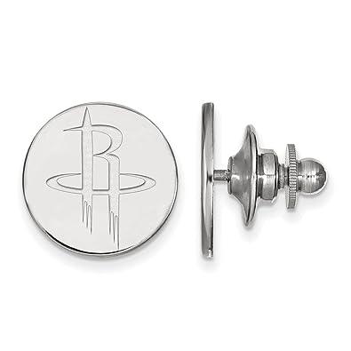 Lex & LU logoart Sterling Silber houston Raketen Krawatte Tac ...