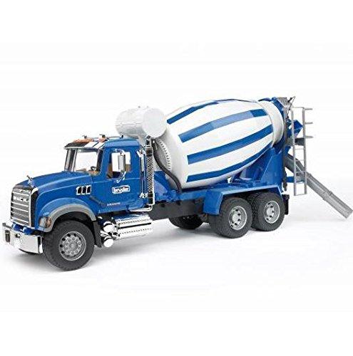 mack granite mixer - 2