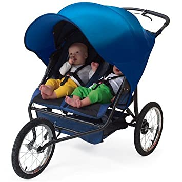 Amazon.com: Kiddopotamus RayShade para carriola de bebé ...
