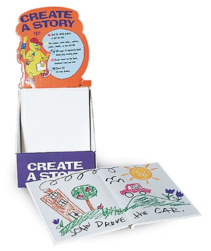 Create a Story (Blank Book)