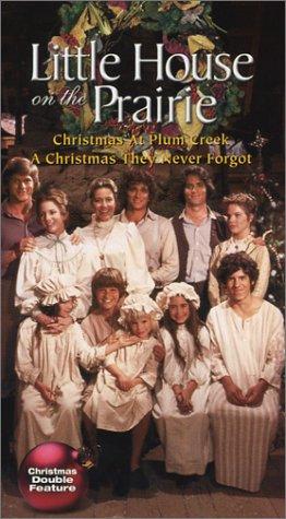 Little House on the Prairie Christmas [VHS]