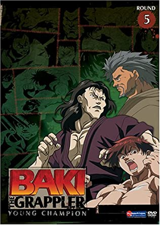 Baki The Grappler Vol 5 Young Champion