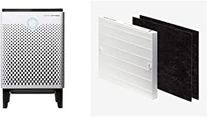 Coway Airmega 300 Smart Air Purifier with 1,256 sq. ft. Coverage & AP-1512HH-FP AP-1512HH Replacement filter