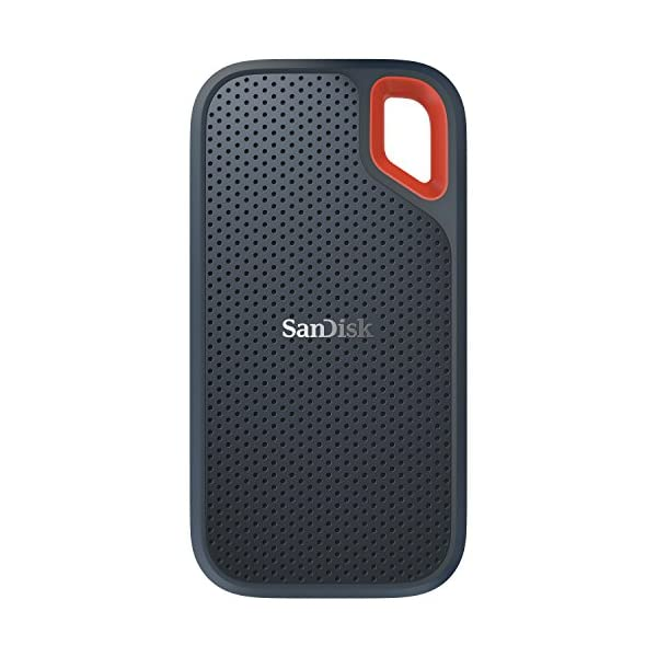 SanDisk 500GB Extreme Pro Portable External SSD