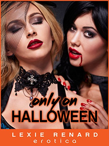 Only on Halloween: a Lesbian BDSM tale -