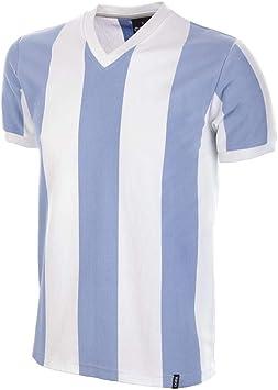 COPA Football - Camiseta Retro Argentina años 1960: Amazon.es ...