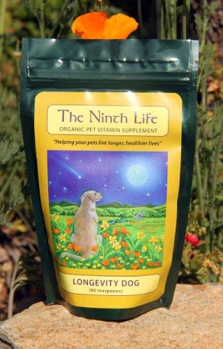 Longevity Dog Organic Dog Vitamin Supplement, My Pet Supplies