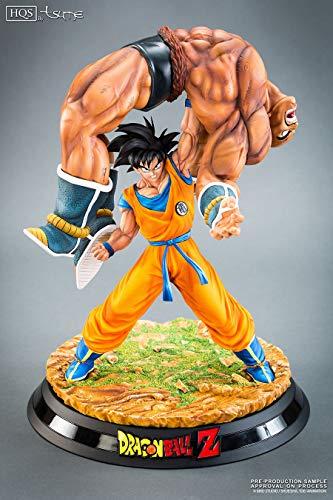 Tsume - Statue DBZ - Tsume - La Froide Colère De Son Goku 34cm - 5453003570981