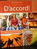 D'Accord! Level 2 Teacher's Annotated Edition, Vista Higher Learning, 1605763659
