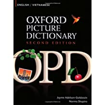 Oxford Picture Dictionary, Second Edition: English-Vietnamese