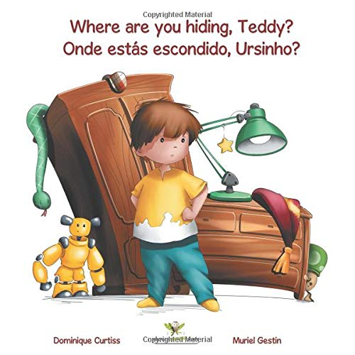 Where are you hiding, Teddy? - Onde estás escondido, Ursinho? (Lou & Teddy)