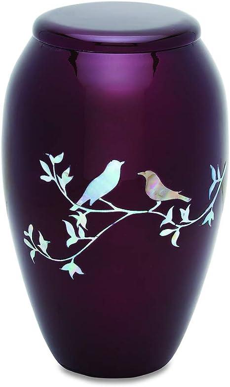 UrnsDirect2U Pink Loving Dove Adult Decorative-urns