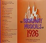 : Broadway Musicals of 1926
