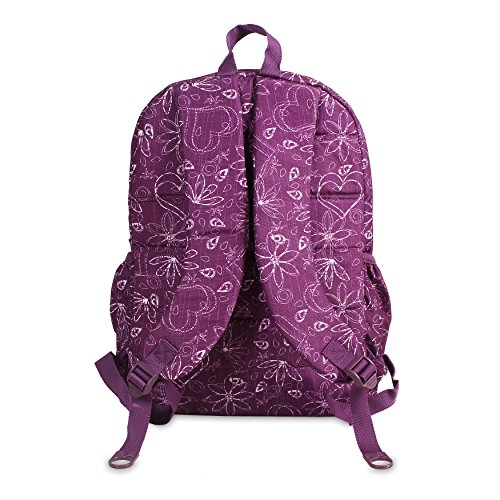 J World New York Oz Backpack, Love Purple by J World New York (Image #1)