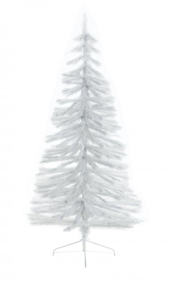 White Fiber Optic 8 Ft. Christmas Tree