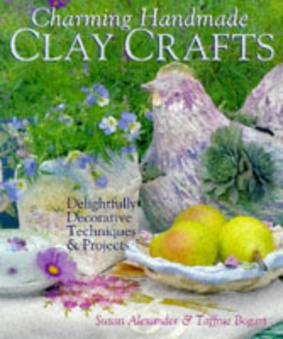 Charming Handmade Clay Crafts: Decorative Techniques  Projects
