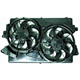 ACK Automotive Chevy Equinox Fan Assembly Assembly Replaces Oem: M:R:89024962 / L:89024961+B:R:89022509 / L:89022508+S:
