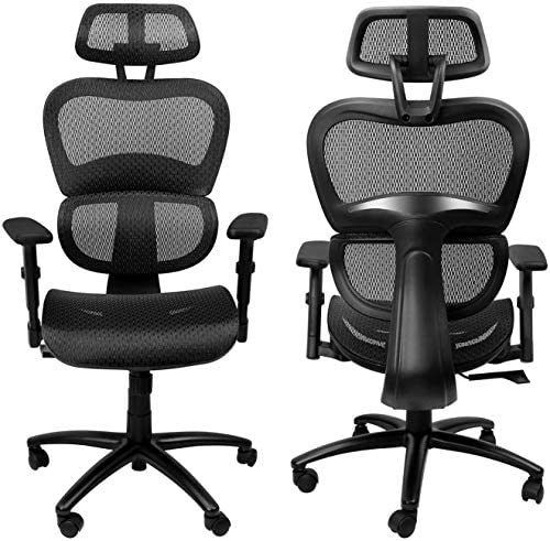 Komene Ergonomic Office Chair Lumbar Support