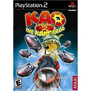 Kao the Kangaroo Round 2 - PlayStation 2