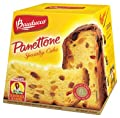 Panettone Specialty Cake Bauducco - 17.50 oz - Panettone Tradicional Bauducco - 500g by PANDURATA ALIMENTOS LTDA