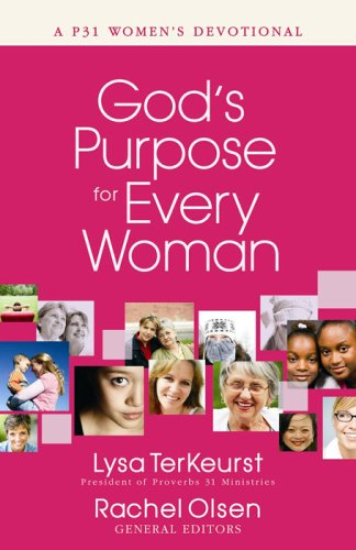 Download God's Purpose for Every Woman: A P31 Women's Devotional ebook
