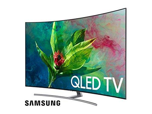 "Samsung QN55Q7CN CURVED 55"" QLED 4K UHD 7 Series Smart TV 2018"