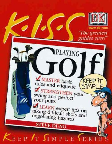 Guide to Playing Golf ISBN-13 9780789459787