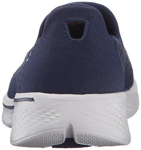 4 Walk Skechers Donna Grey Blu Pursuit Go Allenatori Navy vqvnRxCpaT