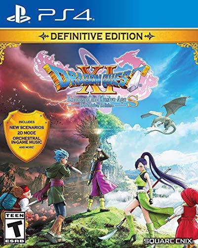 Dragon Quest XI S: Echoes of An Elusive Age - Edición definitiva